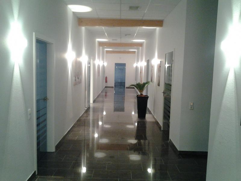 Flur Büros vdT